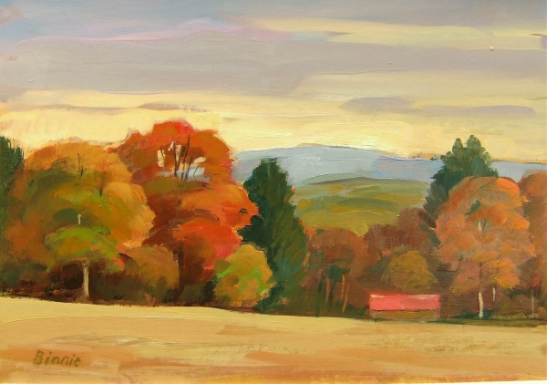 Autumn-Trees-14x10