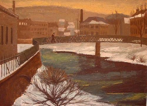 Hawick-in-Winter-1964
