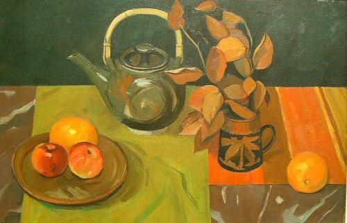 Still-Life-on-Marble-Table-1978